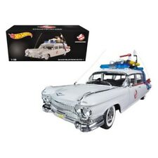 Coffret collector Hot Wheels Ghostbusters Ecto-1 Vehicle 1:18 BCJ75 SOS Fantômes
