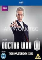 Doctor Who Serie 8 Blu-Ray Nuovo (BBCBD0272)