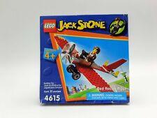 NIB Lego Just Imagine Jack Stone Red Recon Flyer 21 Pcs Set 4615