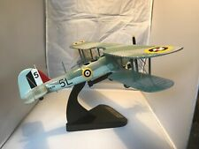 TOYS AND MODELS CORP 1:32 ROYAL NAVY  FAIREY SWORDFISH MK1 DESK TOP MODEL BOXED