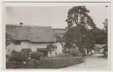 Somerset postcard - Winsford - (A168)