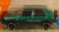 Matchbox '90 Volkswagen Golf Country blue #4 2017