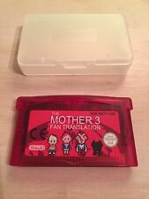 THE MOTHER 3 FAN TRANSLATION   advance new nuevo GBA ver Spanish