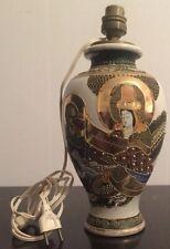 Ancien Vase Chinois monté en lampe