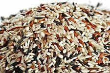 Gourmet GMO free Wild Rice Blend (Wild, Black, Brown, & Red)  Premium Quality