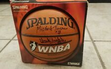 Wnba signed basketball Phoenix Mercury 1997/1998