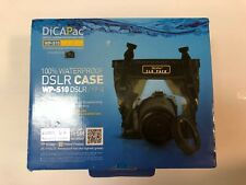 DiCAPac WP-S10 Pro DSLR Camera Series Waterproof Case Only Diving Snorkeling