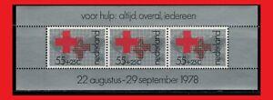 ZAYIX - 1978 Netherlands B547a MNH - Red Cross