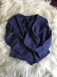 New Ralph Lauren Girl Collared Cardigan Size 4T