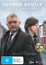 Inspector George Gently: Series 1, 2, 3, 4, 5 & 6 DVD Box Set R4 New & Sealed