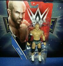 Cesaro-serie di base 67-Nuovo in Scatola WWE Mattel Wrestling Figure