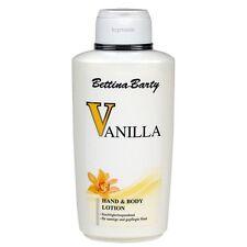 Bettina BARTY Vanilla Hand & Body Lotion 500ml Body Lotion Moisture Care