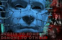 Pinhead Hellraiser Clive Barker high quality 11 x 17 poster