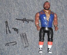 """1983 The A-Team B.A. Baracus Vintage Loose Action Figure Galoob """"Mr. T"""""""