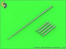 MiG 19 PM METAL PITOT TUBE AND MISSILE RAILS TIPS #32073 1/32 MASTER BRAND
