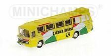 Bus miniatures MINICHAMPS Mercedes