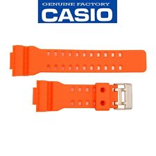 Casio G-Shock Bracelet de Montre GA-110MR-4A Original Orange Caoutchouc