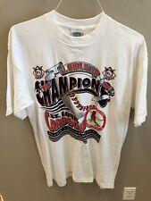 New St. Louis Cardinals NL Champions Mens White shirt Size Large L 1996 NWT VTG