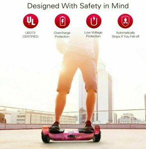 Oxa Self balancing Scooter with bluetooth speakers and LED