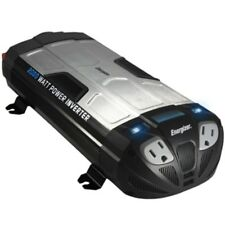 ENERGIZER EN2000 2000 WATT POWER INVERTER 4000 WATT PEAK POWER LCD DISPLAY NEW