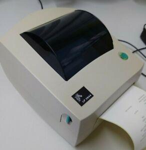 Zebra LP2844 Etikettendrucker Thermodrucker DPD DHL GLS usw. mit OVP