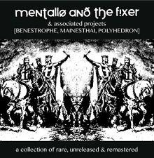 MENTALLO & THE FIXER A Collection of Rare, Unreleased & Remastered 4CD BOX