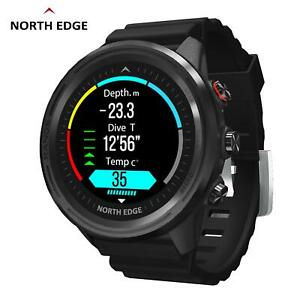 North Edge Diving Smart Watch Range 5 for Out Door Sports Explore