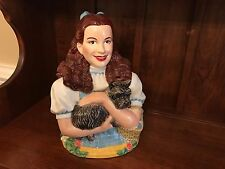 Westland Wizard Of Oz Dorothy & Toto Cookie Jar NEW WITH TAGS #17238