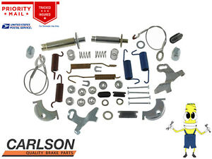 Complete Front Brake Drum Hardware Kit for Ford F-100 Pickup Truck 1964-1967 ALL