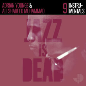 ADRIAN YOUNGE ALI SHAHEED MUHAMMAD - INSTRUMENTALS CD NEW PRE-ORDER 1.10.2021