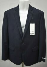 BAR III Navy Striped Blazer, Size 42S