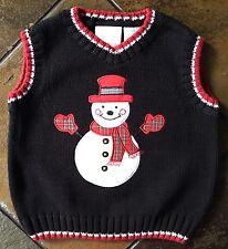 3903e2aac Miniwear Vest Newborn - 5T Boys  Sweaters