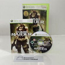 Tomb Raider: Underworld pour Microsoft Xbox 360 Pal 2008 Complet avec Manuel