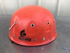 1984 Edelrid Durace Rock Ice Climbing Helmet 55-61cm Made In Germany
