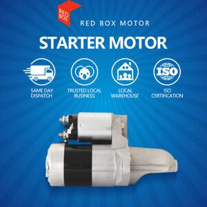 Starter Motor fit Subaru Impreza Liberty WRX EJ20 EJ25 2.0L 2.5L Petrol MAN only