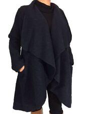 Hüftlange Damenjacken & -mäntel aus Wolle ohne Verschluss