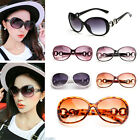 Vintage Women's Elegant Large Oversized Eyewear Sunglasses Glasses Gift TR