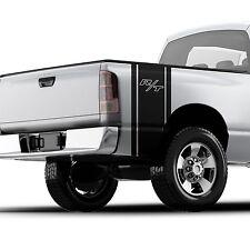 Dodge Ram R/T 1500 Hemi Truck Bed Side vinyl decal sticker SRT 8 decal kit