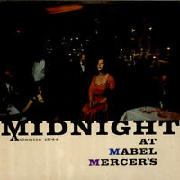 Mabel Mercer - Midnight At Mabel Mercer's (Vinyl LP - 1956 - US - Original)