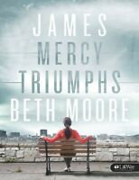 Beth Moore James Mercy Triumphs Christian Bible DVD study