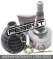 Outer Cv Joint 19X48X23 For Nissan Micra K11 (1992-2002)