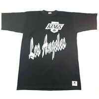Vintage 90s Los Angeles LA Kings Oversized One Size Unisex T Shirt NHL Hockey