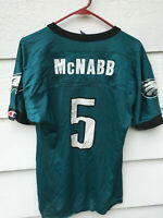 Donovan McNabb #5 Philadelphia Eagles Vintage Kids Champion Jersey - Size Large