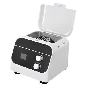 Lab bench top centrifuge Digital low-speed PRP serum separator 110/220V 6/8 Hole