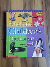 Scholastic Childrens Dictionary by Scholastic Inc.  Great Gift