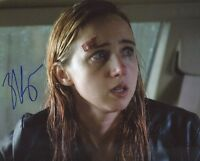 ZOE KAZAN SIGNED 8X10 PHOTO THE MONSTER THE BIG SICK RUBY SPARKS IN PERSON AUTO