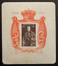 Timbre MONACO Stamp - Yvert Tellier Bloc n°2 n** (Y3)