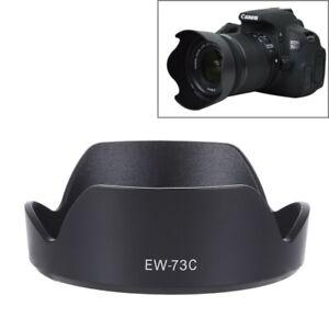 EW-73C Lens Hood Shade for Canon EF-S 10-18mm F4.5-5.6 Lens