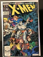 THE UNCANNY X-MEN #235 1988 MARVEL