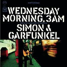 Simon & Garfunkel Wednesday Morning, 3AM CD+Bonus Tracks NEW SEALED 2001